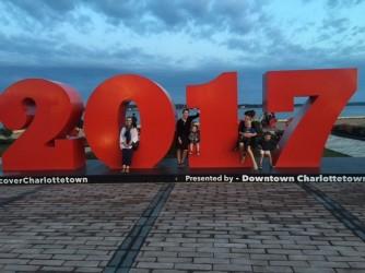 Exploring Charlottetown